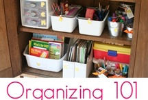 My Organizing Addiction / by Gwen Morrow