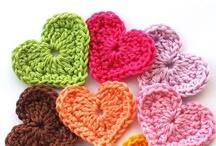 Crocheting / by Gwen Morrow