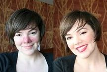 Makeover Magic / Makeup makes such a difference! Check out makeup makeovers on ordinary woman!