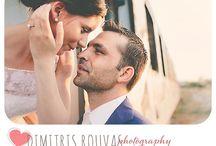 Wedding Photography | Dimitris Rouvas / Composing  Happy Feelings  into Colourful Memories