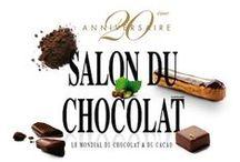 Salon du Chocolat / De souvenirs en Gourmandises au Salon du Chocolat de Paris, Marseille, Cannes, Lyon...