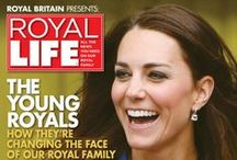 Royal Life Magazine / This fabulous magazine is ideal for anyone with an interest in the British Royal family. Picture-packed features following our most popular UK Royals http://royallifemagazine.co.uk