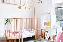 Nursery Decor / Nursery and Toddler room decor