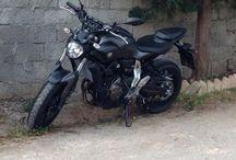 Yamaha MT07 / Yamaha