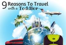 Travel Tips for Mom & Kids / The best travel practices