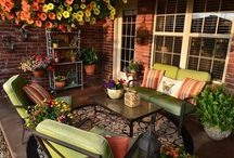 Garden SPACES / That special garden spot that invites you to relax