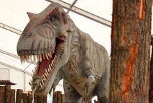 Dinosaurs in Arboretum / Dinozavri v Arboretumu / Dinosaurs in Arboretum / Dinozavri v Arboretumu