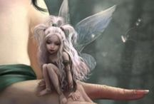 Fairies and Elfs / Who doesn't believe in elfs and fairies. I do.