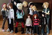 Army-of-Me / What a gorgeous dolls and so beautiful.