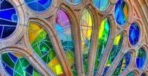 Stained glass / Lightful art