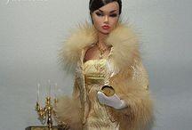 "Arina Fashions / ""Arina Fashions"" Clothier, real cloth for Fashion Dolls"