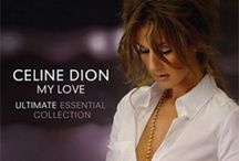 Céline Dion / Céline Dion, one of the greatest voices I've ever heard. She is my favorite artist, and I find her also a very pretty lady.