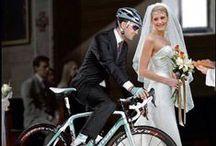 Casamento com Bicicleta / Caso ou compro uma bike? Case e faça sua festa com bikes!