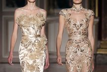 Haute Couture / Haute Couture dresses are so beautiful. Love to look.