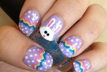 Easter Manicures