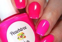 Peachtree Polish / The beauty of Peachtree Polish