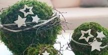 Christmas ideas / Handcraft ideas for cozy Christmas. There you can post any Christmas decorations for your home you can make by yourself. Please contact me for collaboration.