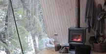 fire. light & space / solutions for attics, with visible wood and loads of light