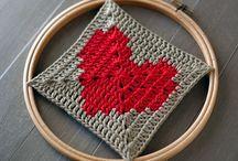 Crochet Granny Squares / by Kathryn Reilly Nussbaum