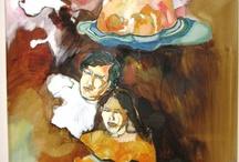 Schilderijen Alphons Arts