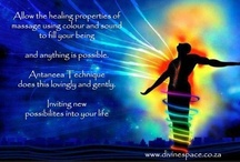 Divine offerings / Divine Space - colour therapy training, Antaneea Technique massage course, Angel courses and products, Bars training and so much more
