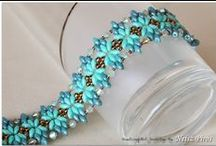 Beaded bracelet tutorials