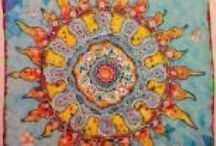 My silk paintings / silkdance4you.com