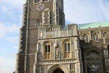 Beautiful British Churches & Cathedrals / Beautiful British Churches & Cathedrals - a reflection of our wonderful heritage
