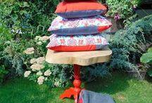 Woonkussens - Living Cushions / Inspiratie voor je leefomgeving met de unieke accessoires van HappyKussens. Inspiration for your environment with unique accessories from Happy.