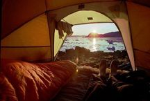 Mein liebstes Hobby Camping