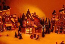 Weihnachtsstadt und Lichterglanz⛄️