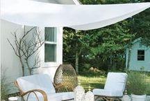 Happy Garden / tuin meubelen, kussens, buitenkeuken