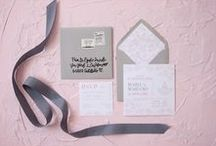 What I do / Wedding graphic design / Wedding stationery, invitations, taleau de mariage and all around.