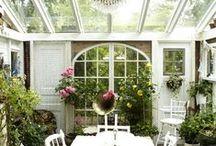 Verande ✵ Terraces ✵ Balconies ✵Patios✵ Porches / ✵out door ✵