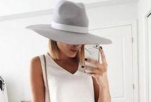 Fashion ∙ Chapéu