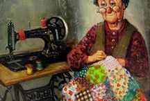 Knitting✤Crocheting✤Embroidery✤Sewing