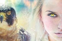 PROJEKT VIER: Falkenmädchen