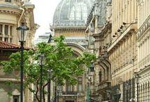 Bucharest, my hometown / I hate you , I love you