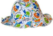 Keep Your Baby's Eyes and Head Protected! Unisex Baby Sun Hats! / Adorable Newborn, Toddler and Preemie Sun Hats! 100% Soft Cotton Interlock Knit. Made in the USA! Made In the USA! Jacqui's Preemie Pride