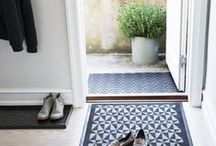 Doormats / tica I copenhagen doormats for all year use. Perfect for both indoor and outdoor in houses and apartments.  Made from recycled rubber that keeps the mat in place.