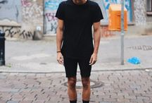STYLE ALL BLACK FOR MEN