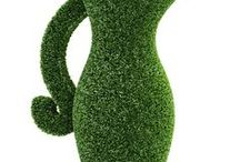 Topiary frames
