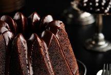 BUNDT CAKES-POUND CAKES
