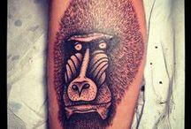 Flash / Tattoos