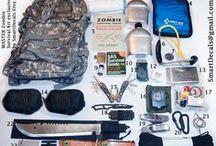 CAMPiNG PREPERS / Sobrevivência, supervivencia...preper