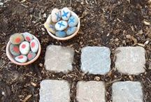 Outdoor Play / Fun and kid-friendly ideas for playing outdoors and in nature.