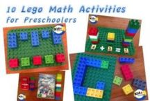Kids Play / Creative and inexpensive play ideas for young kids.