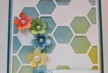SU Bienenstock - Hexagon Hive Thinlits Die