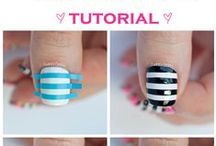 NAILS TIPS/TUTORIAL