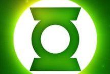 Green Lantern / by Zombob